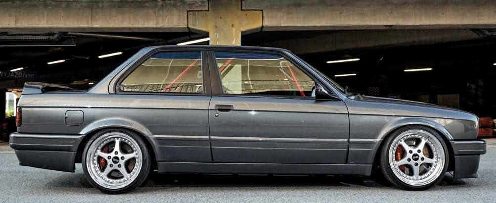2 8-litre M20 stroker BMW 328i Coupe E30 - Drive-My Blogs - Drive