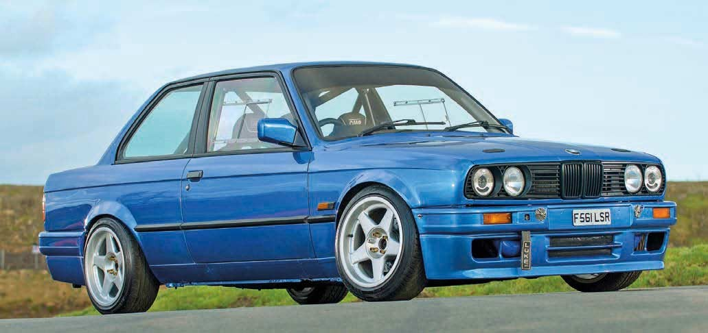 Nissan SR20DET-swapped drift BMW E30 Coupe - Drive-My Blogs - Drive