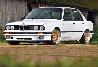240hp M52B28 2.8-swapped BMW E30 Saloon