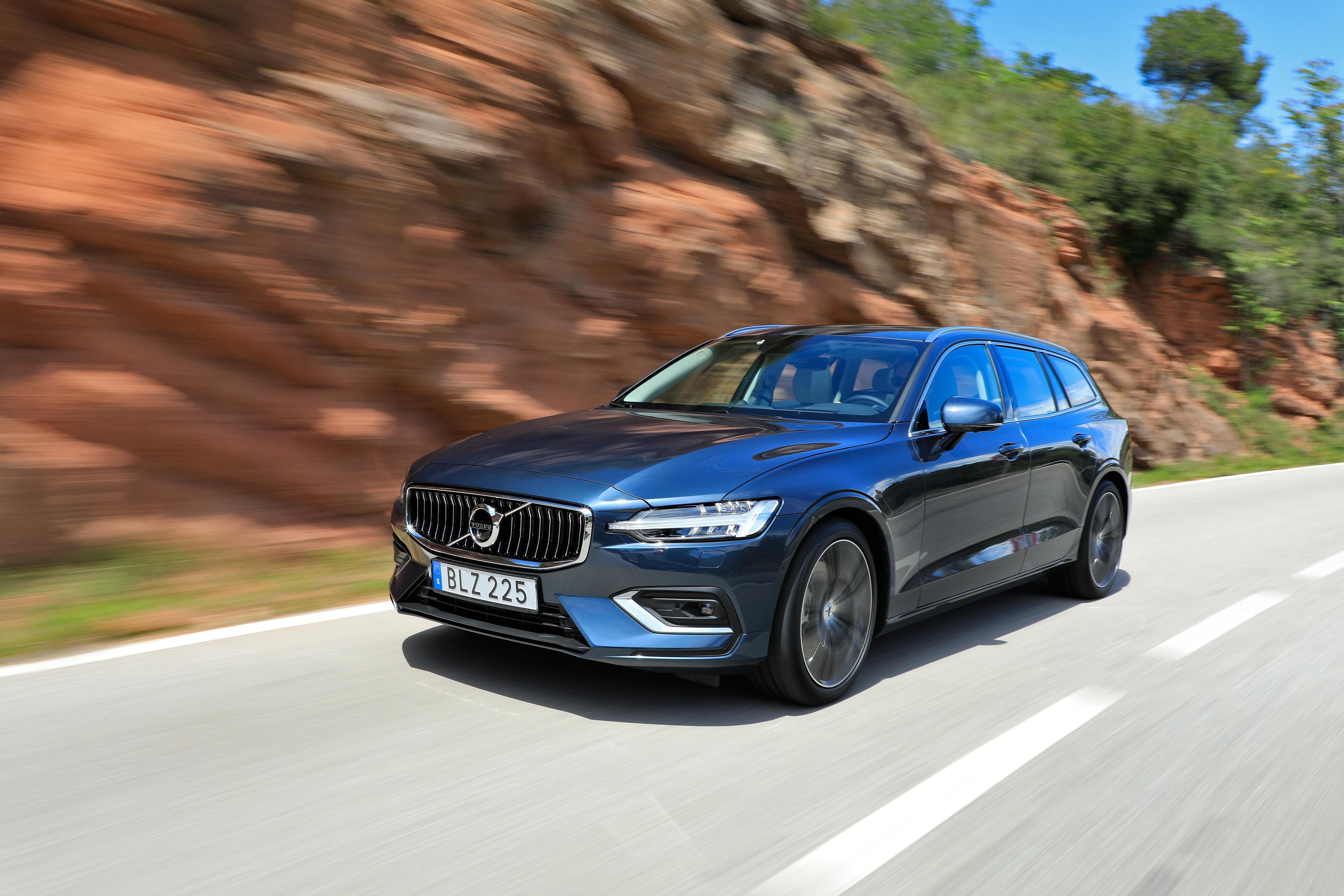 First Test 2019 Volvo V60 D4 Inscription - Drive-My Blogs - Drive