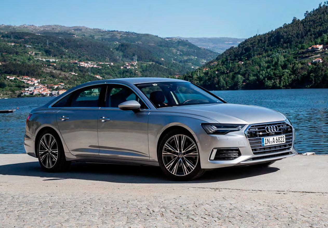 Kekurangan Audi A6 Diesel Tangguh