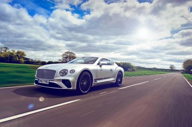2019 Bentley Continental GT first drive