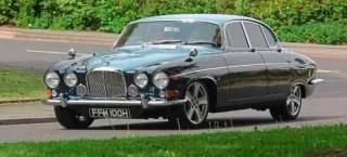 Modified Supercharged 1970 Jaguar 420G Automatic - Drive ...