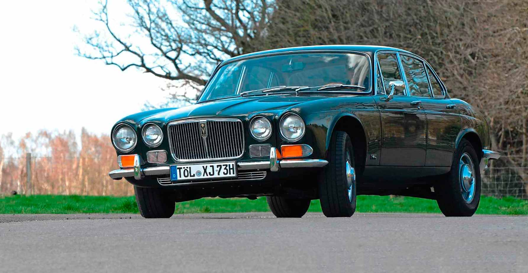 Modified 1972 Jaguar XJ12 Series 1 retrofitted with fuel injection - Drive-My Blogs - Drive