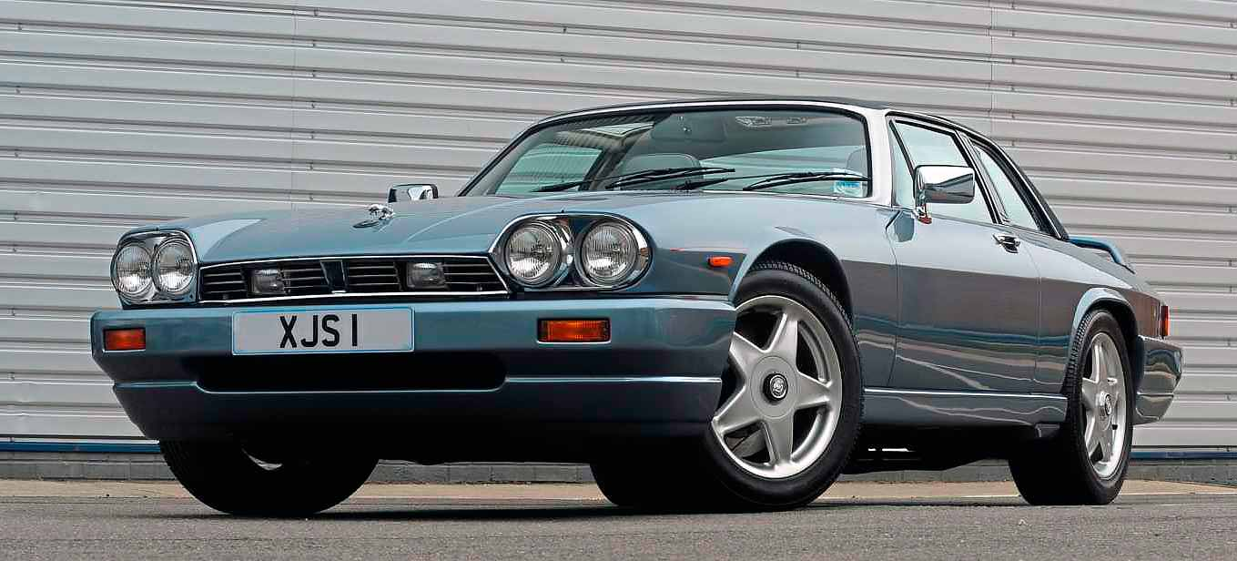 Tuned 1986 Jaguar Xj Sc V12 7 4 Litre Engined And With A Five Speed Getrag Drive My Blogs Drive
