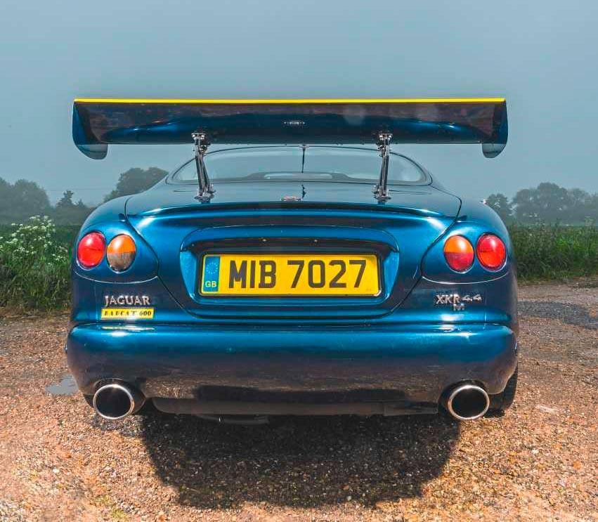 Modified 600bhp UK's most extreme 1998 Jaguar XKR X100 ...