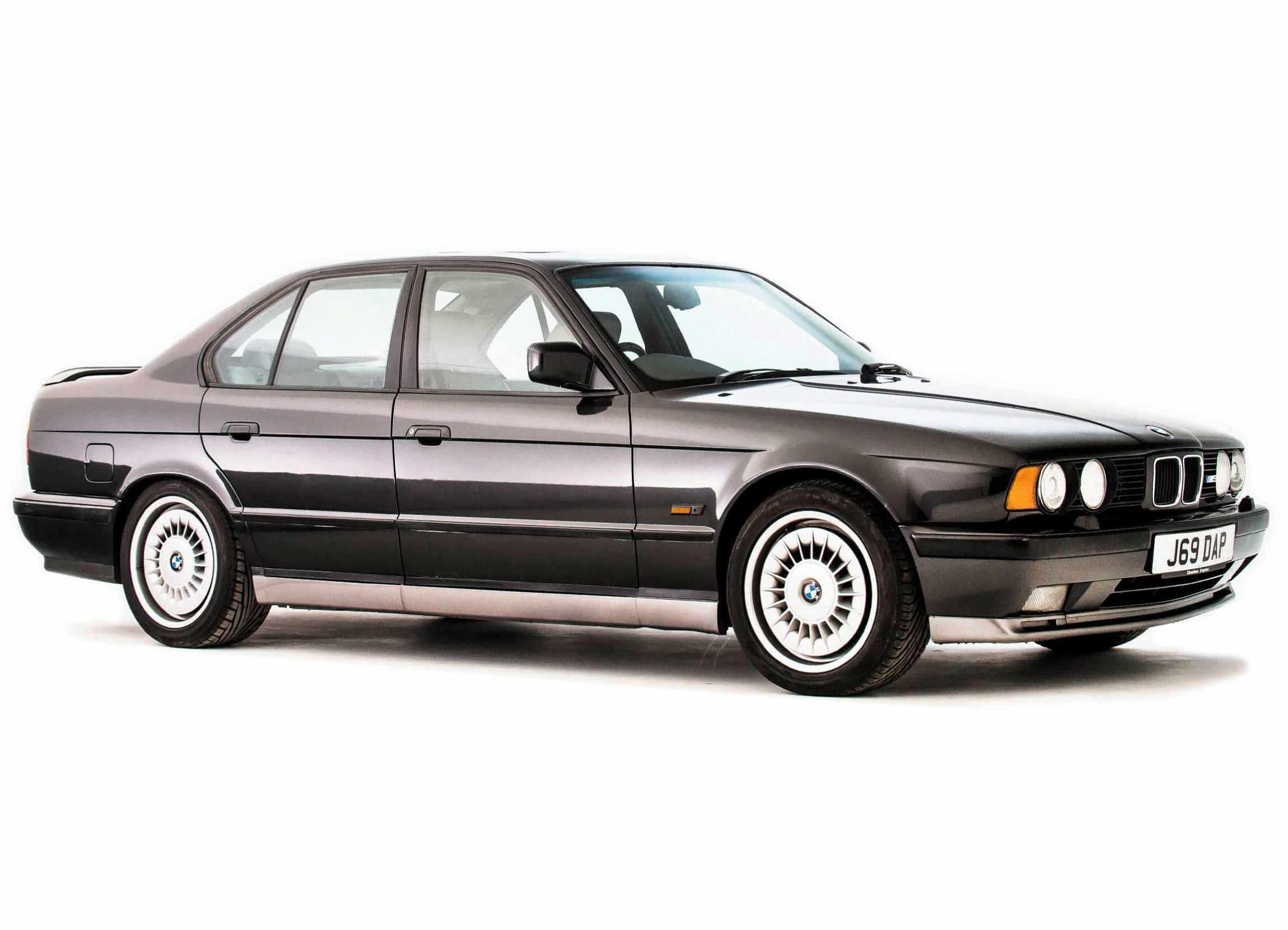 Buying Guide BMW E34 5 Series M20, M21, M30, M40/43, M50/51, M60 an M5  S38-engined 3.5-3.8-litres models