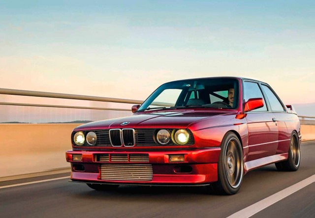Turbo S50-engined producing over 1100hp BMW M3 E30