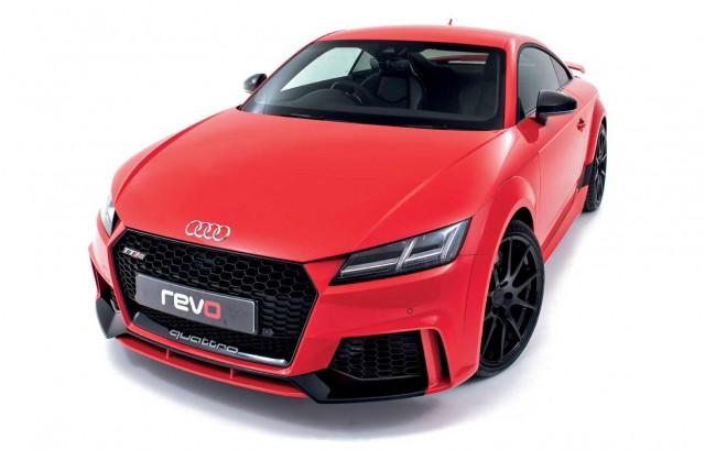 2019 Audi TTRS Quattro 8S Revo's new 2.5 TFSI tune unleashes the beast 493bhp