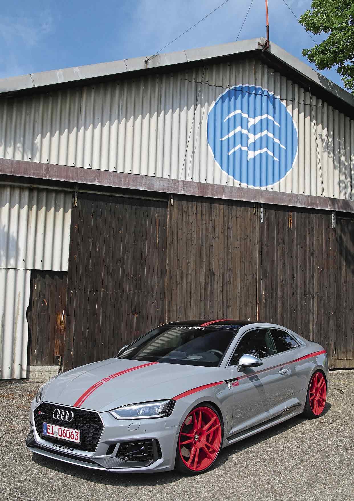2019 Audi RS5-R F5 MTM-tuned 552hp - Drive-My Blogs - Drive