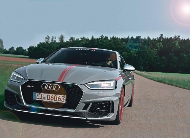2019 Audi RS5-R F5 MTM-tuned 552hp