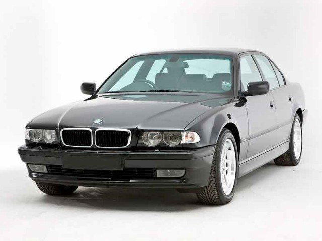 BMW E38 7 Series Trouble-shooter