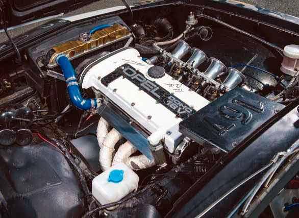 2017bhp C20XE-powered 1973 Opel Manta A Berlinetta - Drive-My Blogs