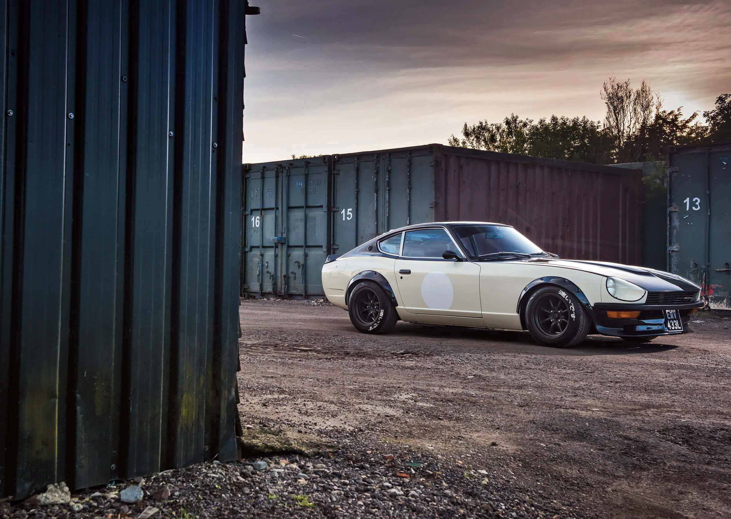 Modified Datsun 240Z L28-engined P90 turbo 220bhp - Drive-My Blogs