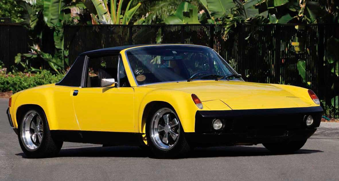 The Other Outlaw 30 Litre Flat Six Engine Porsche 9146