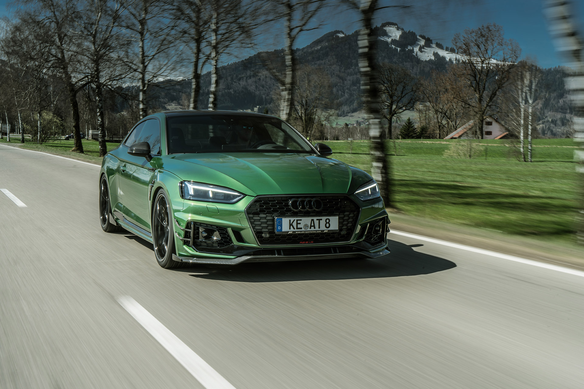 2019 Audi Rs5 R Quattro Abt F5 B9 Drive My Blogs Drive