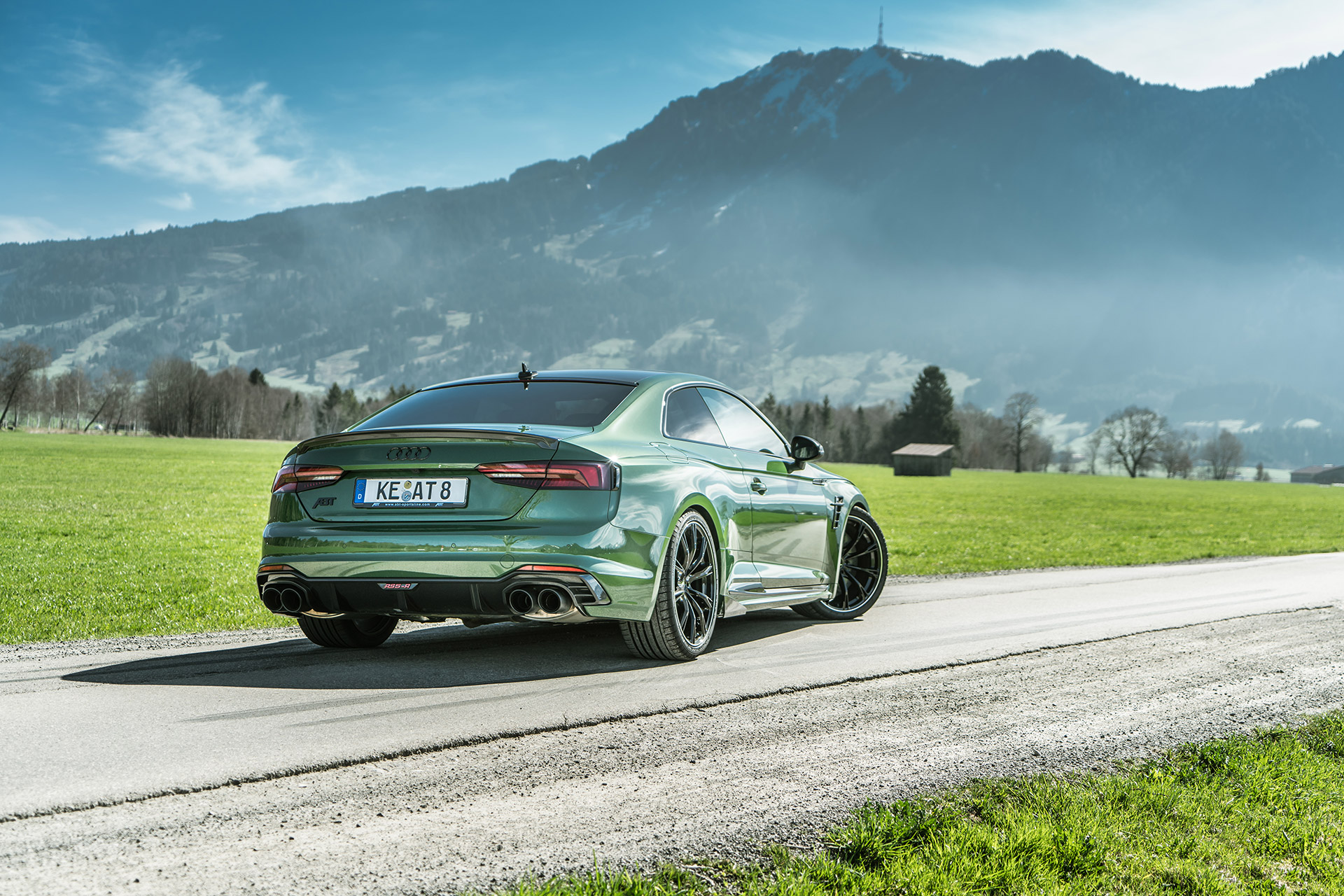 2019 Audi 'RS5-R' Quattro ABT F5 B9 - Drive-My Blogs - Drive