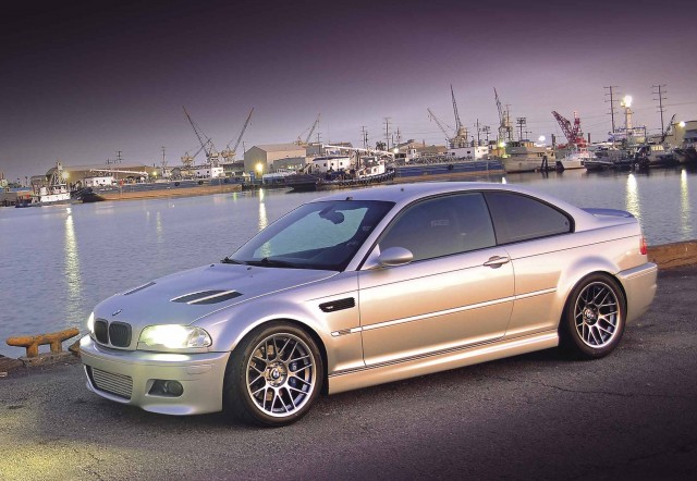 680whp turbo S54 BMW M3 E46