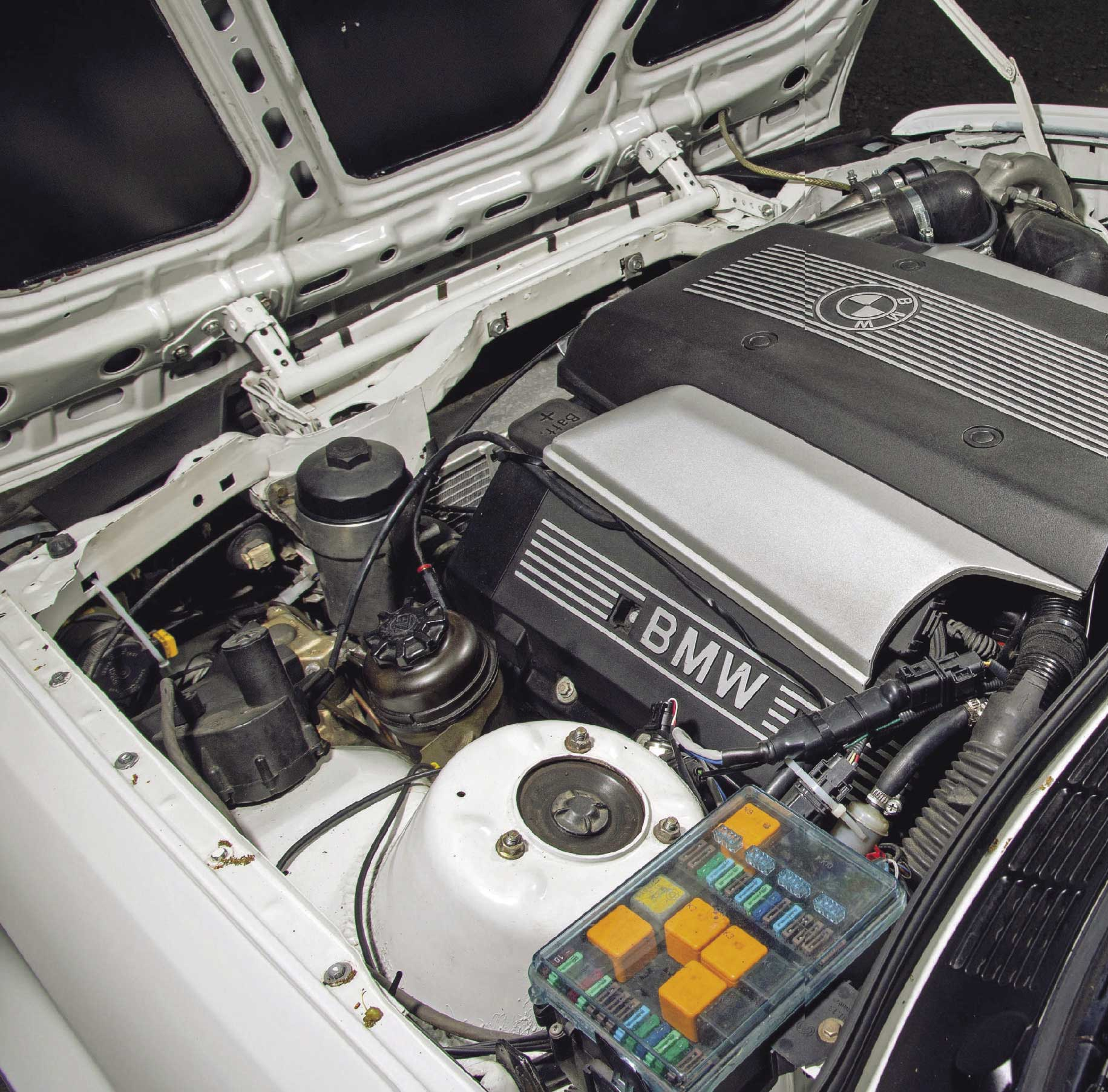 M60 Supercharger Kit