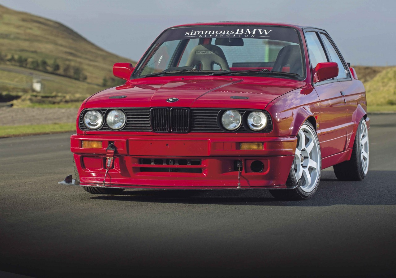 S54 Swapped Track Beast Bmw E30 Coupe Drive My Blogs Drive