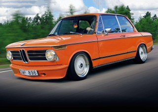 322whp M10B18 turbo BMW 1602