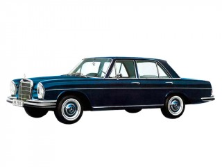 Buying Guide '60s S-class Mercedes-Benz W108/W109