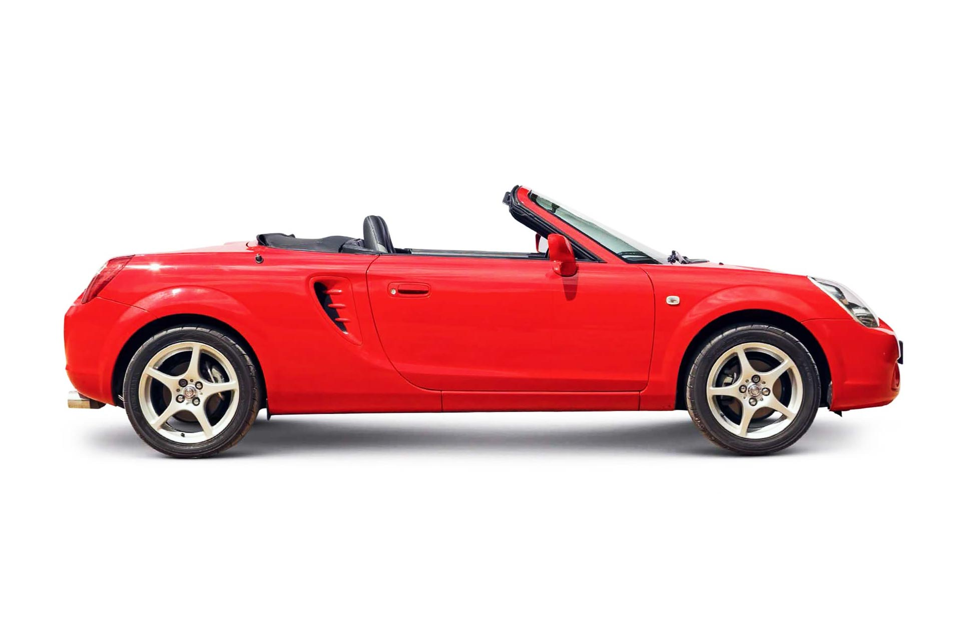 Buyer's Guide Toyota MR2 Roadster W30 third-generation