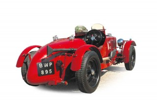 Tried & tested 1938 MG Q-Type Recreation