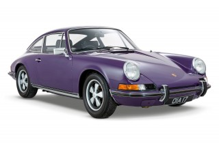 Original pre-impact bumper Porsche 911 Touring Buying Guide
