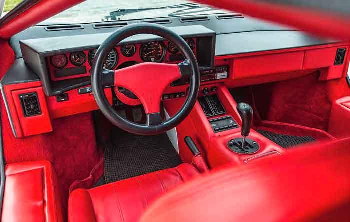Horacio Pagani Tells The Story Of His 1988 Lamborghini Countach