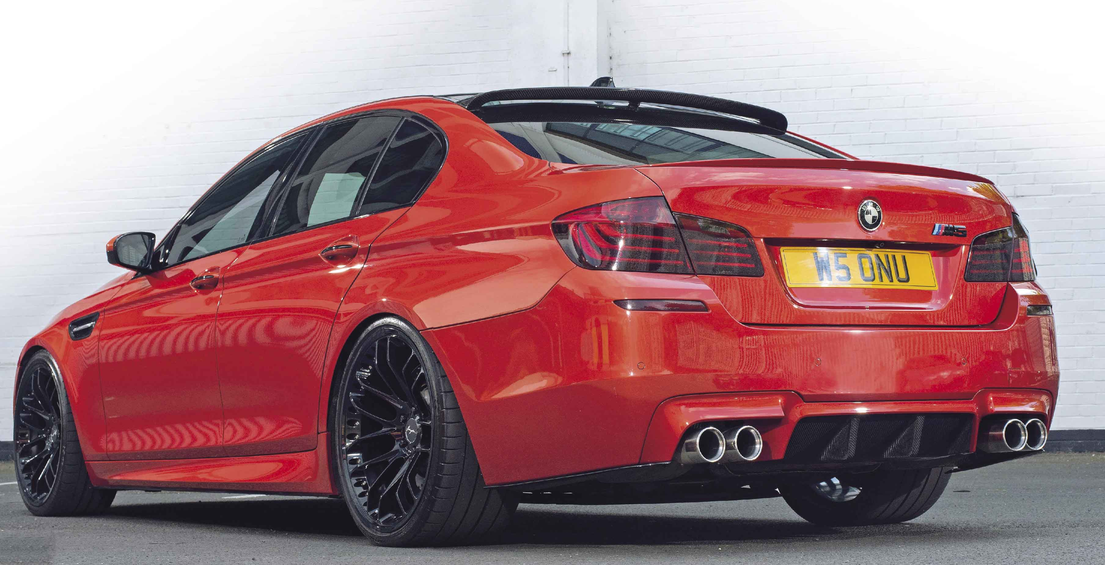Tuned 650hp Bmw M5 F10 Drive My Blogs Drive