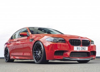 Tuned 650hp BMW M5 F10 - Drive-My Blogs - Drive