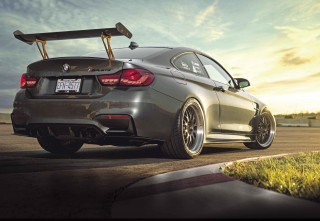 500bhp BMW M4 GTS F82 Styled and tuned monster
