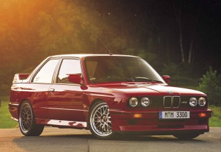 240whp S14-engined 2.5-litre BMW M3 E30