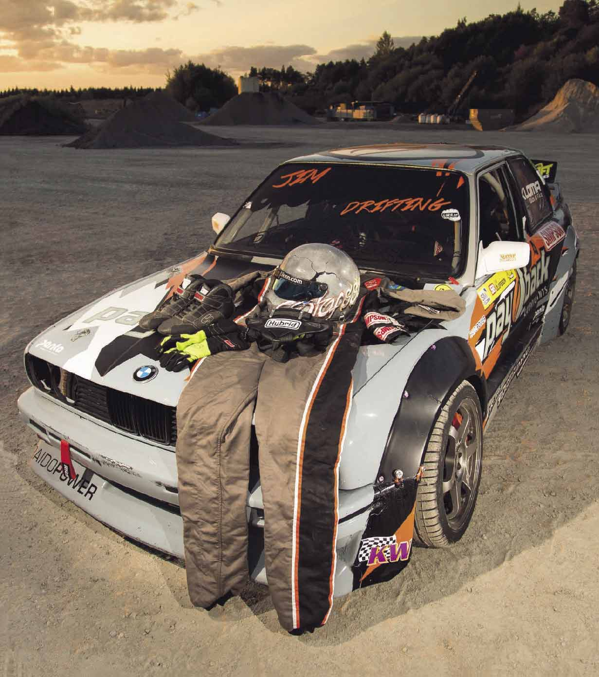 940whp M50B25 turbo drift BMW E30 Coupe - Drive-My Blogs - Drive