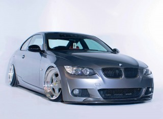 Air-Ride BMW 325i E92