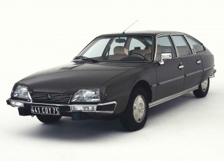 The Avant Garde Citroen CX