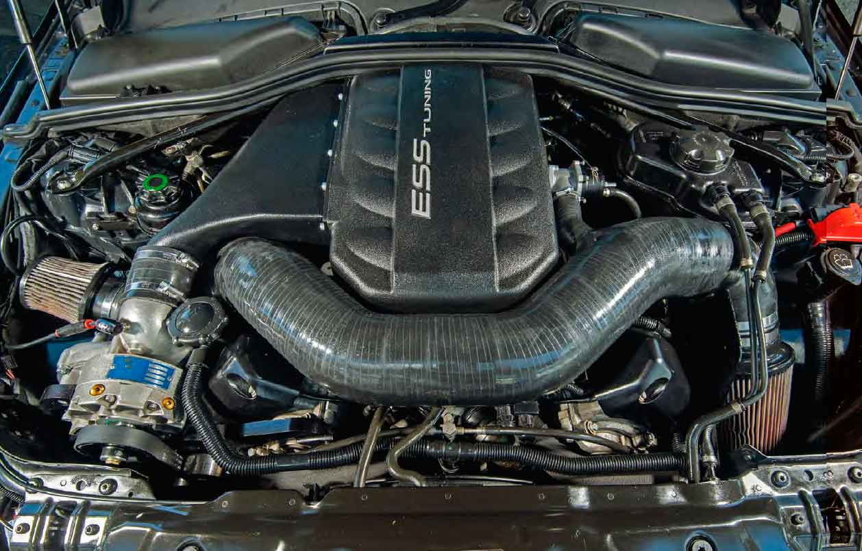 Tuned 702hp supercharged, meth-injected BMW M5 E60 - Drive-My Blogs