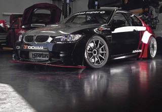 1000hp 2.8 Nissan RB28-swapped BMW M3 E92