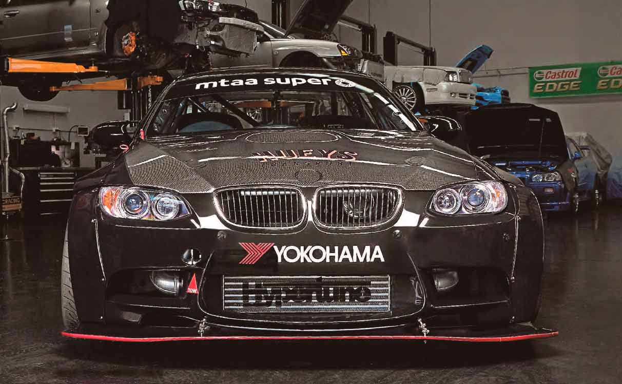 1000hp 2 8 Nissan RB28-swapped BMW M3 E92 - Drive-My Blogs