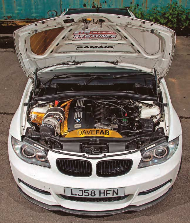 550bhp 2009 BMW 135i E82 Single-turbo monster - Drive-My Blogs - Drive