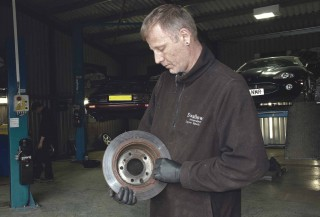 Technical Guide Jaguar XJS Brakes