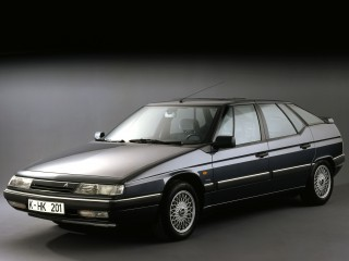 Market Trends French Saloon Citroën XM
