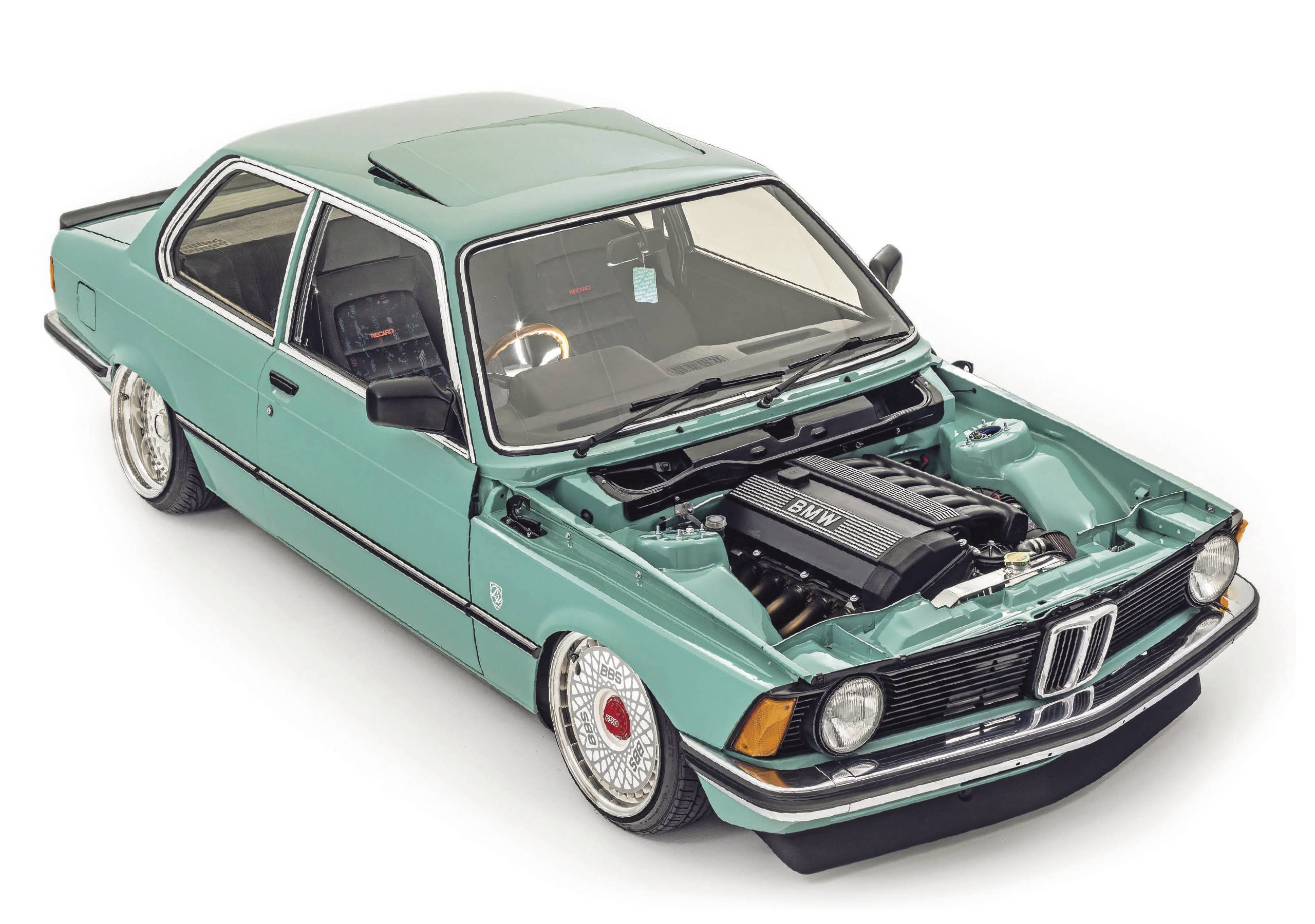 Stunning Epic BMW E21 M50-Swapped - Drive-My Blogs - Drive