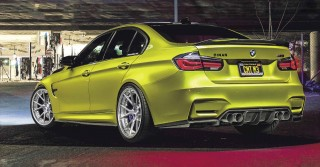 Gorgeous Carbon Clad Tuned 550bhp Bmw M3 F80 Drive My Blogs Drive