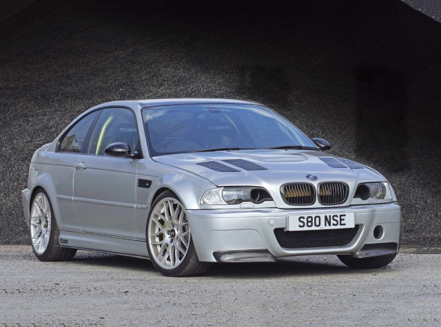 Track Monster BMW M3 Coupe E46/2