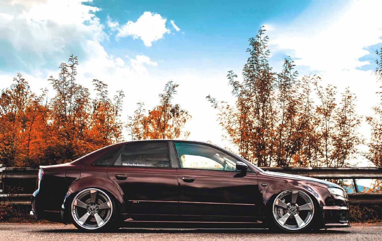 615bhp tuned 2006 Audi RS4 B7 - Drive-My Blogs - Drive