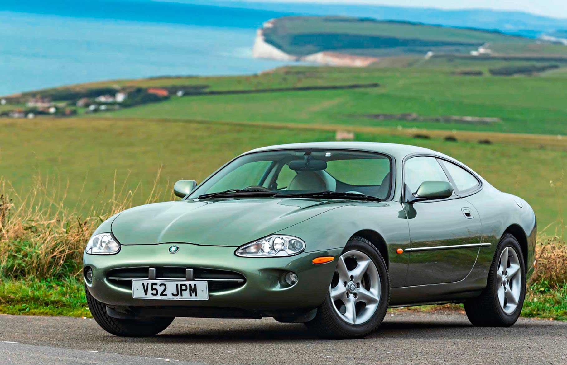 Restored 1998 Jaguar XK8 4 0 X100 - Drive-My Blogs - Drive