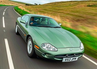Restored 1998 Jaguar XK8 4.0 X100