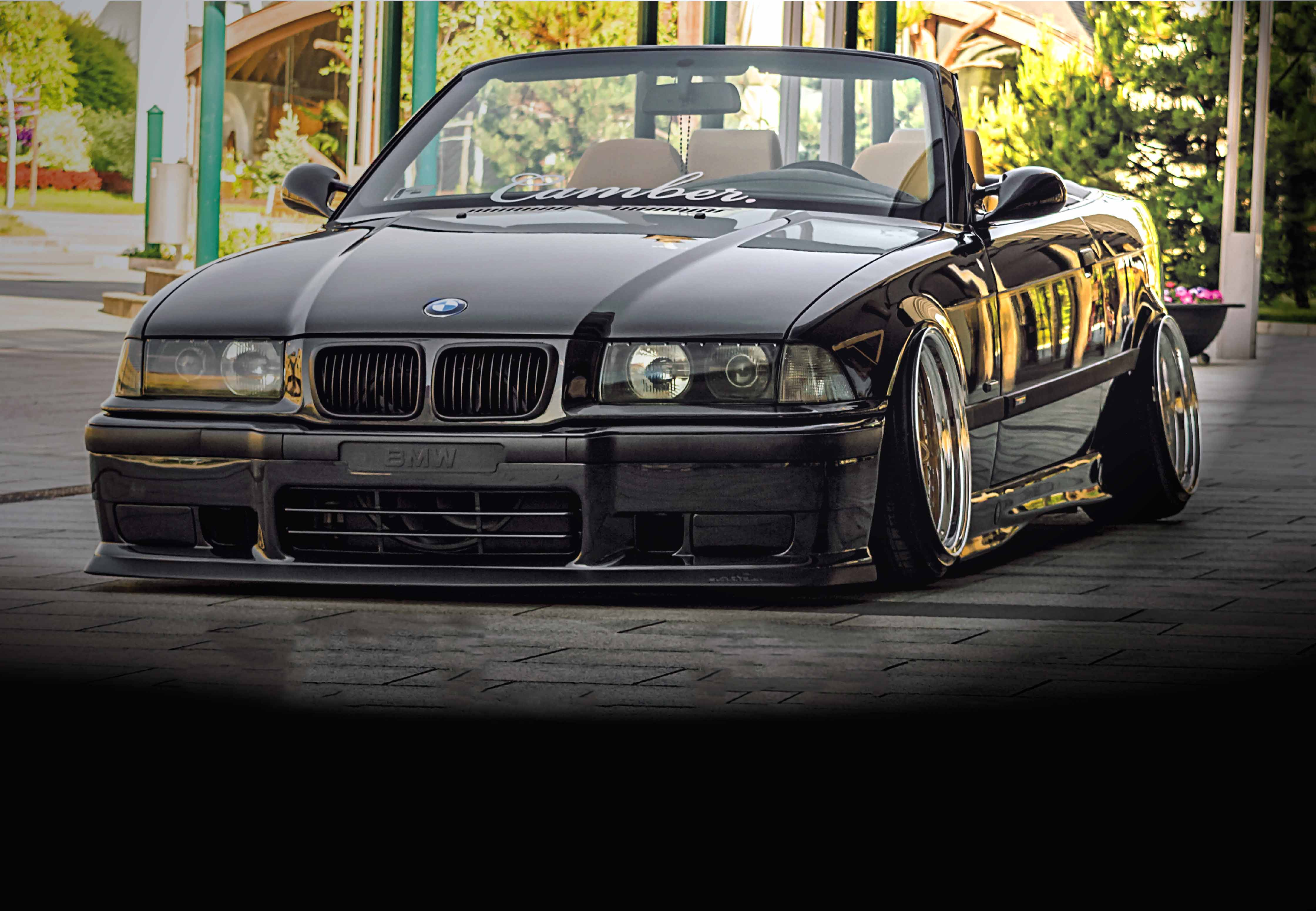 Retro Mods And Oem Styling Bmw 328i Cabrio E36 Drive My